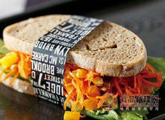 挑逗味蕾沙拉三明治好吃嗎,蔬菜食譜營養美味