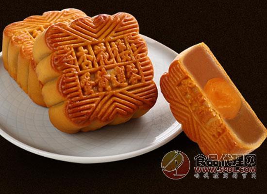 杏花楼金牌铁盒月饼好在哪里,地道的广式月饼风味