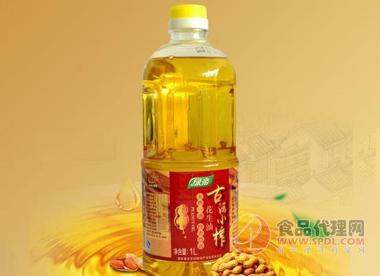 綠帝初榨花生油1L價格是多少,初榨更香醇