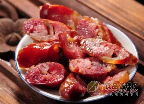 各地特色臘腸有哪些,給你家鄉的味道