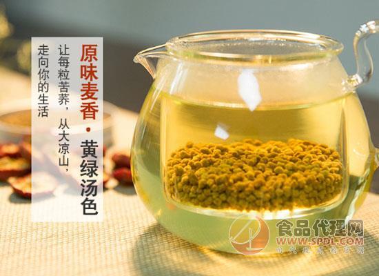 邛池苦荞茶价格是多少,原味麦香营养好吸收