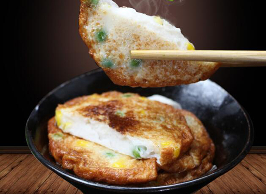 浩和金線魚餅好吃嗎,健康低脂早餐必備