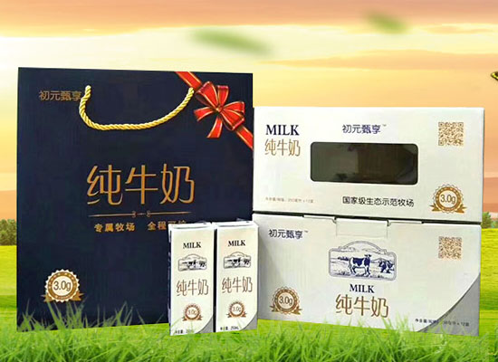 再次續約,恭賀初元(北京)乳業科技有限公司與食品代理網二度牽手