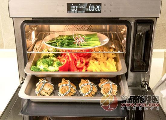蒸烤箱的加热方式有哪些,特点是什么