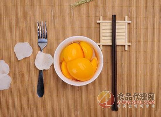 为什么市场上都是黄桃罐头,很少见到黄桃