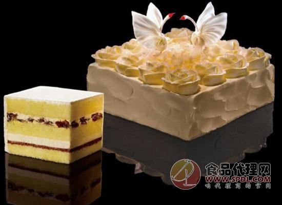 好利来黑天鹅蛋糕口感怎么样,创意十足美味香甜