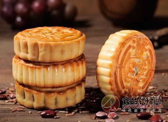 庆中秋,良品铺子推出新品月饼