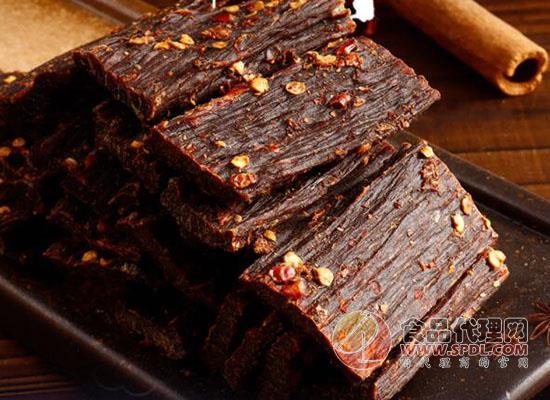西藏特產手撕耗牛肉干價格是多少,麻辣小吃越嚼越香