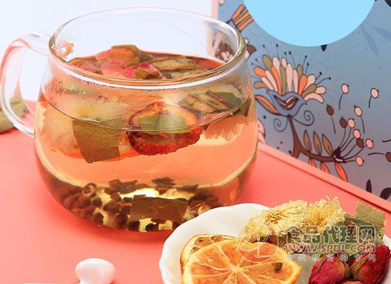 柠檬荷叶茶口感怎么样,喝它有什么好处