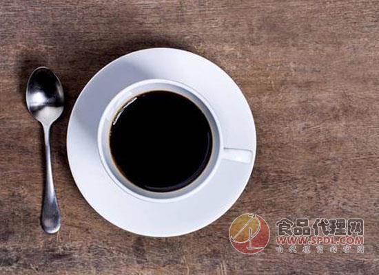黑咖啡的热量是多少,事实颠覆你的想象