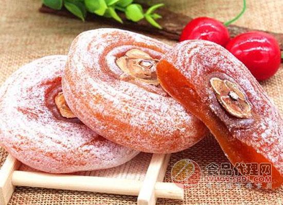 柿餅可以放多久,柿餅上白色的粉末可以吃嗎