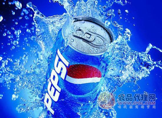 百事可樂緊跟時代潮流,向年輕消費群體多元化發展