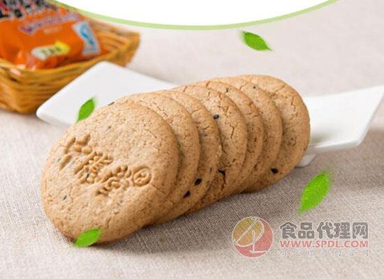 中膳堂雜糧粗糧全麥餅干價格是多少,營養好吃香味濃郁