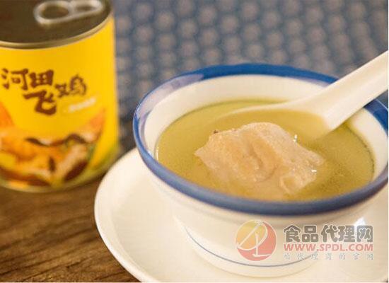 河田飛雞原味雞湯好喝嗎,香味濃郁美味十足