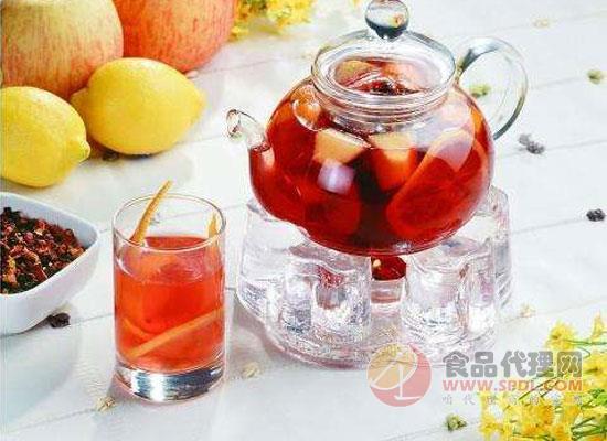 hm苹果果粒茶怎么样,hm苹果果粒茶好喝吗
