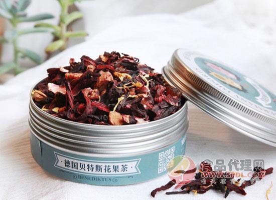 貝特斯花果茶價格是多少,美味與顏值共存