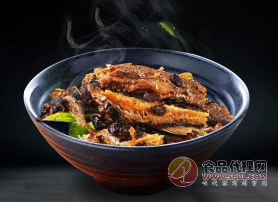 鹰金钱豆豉鲮鱼罐头价格是多少,食色美味营养丰富