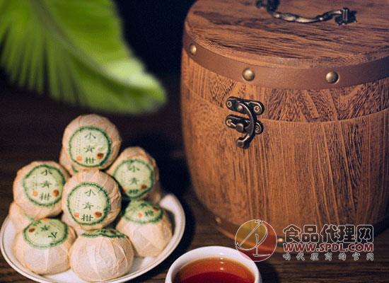 丽皇香小青柑价格是多少,茶香汤甜
