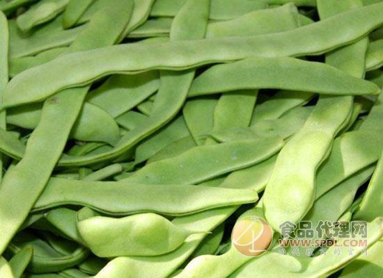 新鮮扁豆吃不完如何保存,兩種方法讓你放心保存