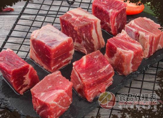 蜜蜂哥哥牛腩肉价格是多少,鲜嫩可口