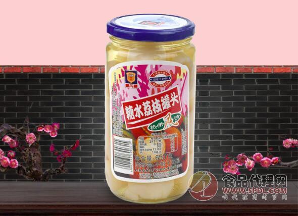 梅林糖水荔枝罐頭怎么樣,美味香甜口感細膩
