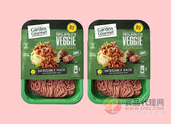 雀巢發布素食肉糜,植物肉產業風靡市場