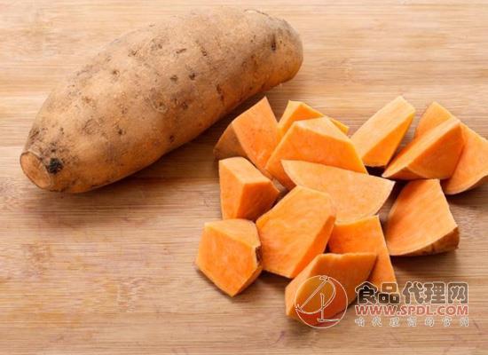 红薯颜色有哪几种,不同颜色的红薯有什么特点