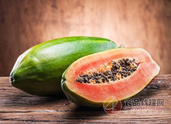 木瓜晚上吃会发胖吗,木瓜的热量高不高