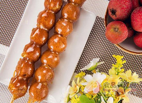 红螺老北京冰糖葫芦价格是多少,小时候的味道