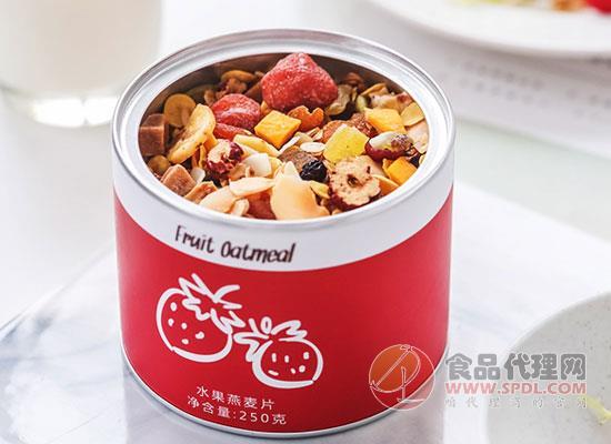 杨小姐水果燕麦片价格是多少,早餐好伴侣