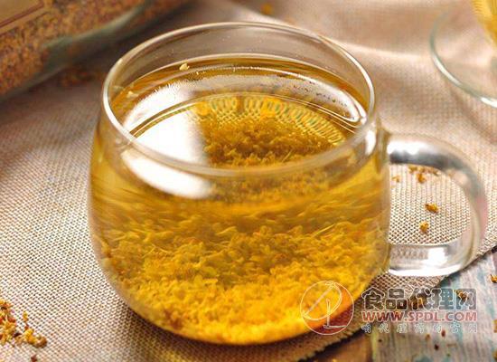 桂花茶什么时候喝好,和什么茶搭配效果更好