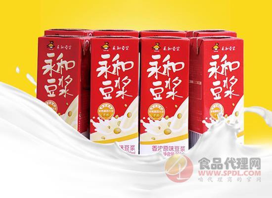 永和豆浆250ml价格是多少,永和豆浆250ml多少钱