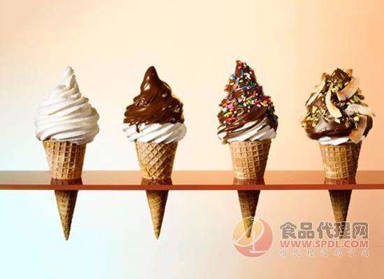冰淇淋有哪些分类