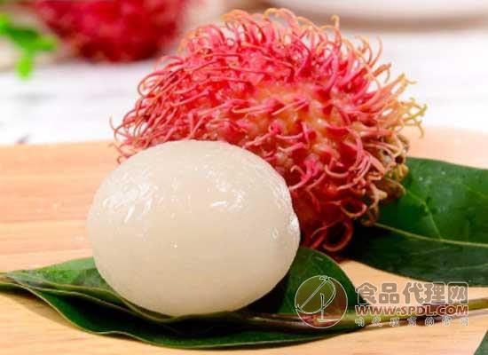红毛丹怎么吃,红毛丹果核膜怎么去掉