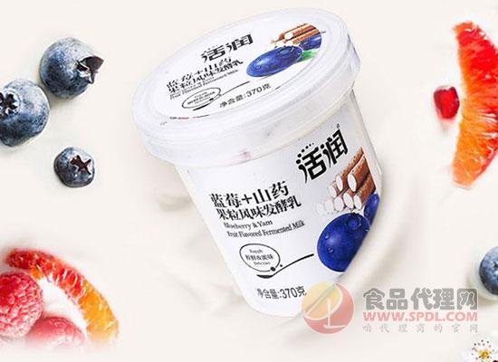新希望活润酸奶价格是多少,真实果肉在里面