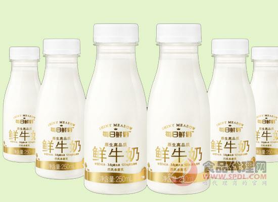 鲜牛奶和还原奶的区别在哪里,看完你就明白了