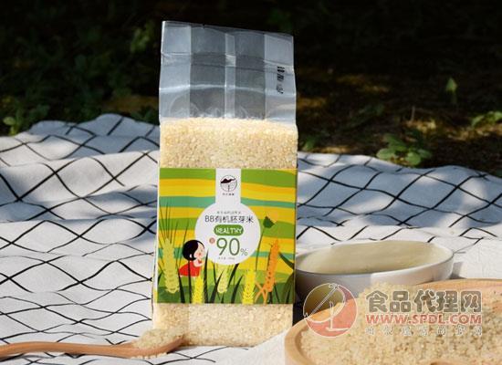秋田滿滿有機胚芽米價格是多少,有機讓媽媽更放心