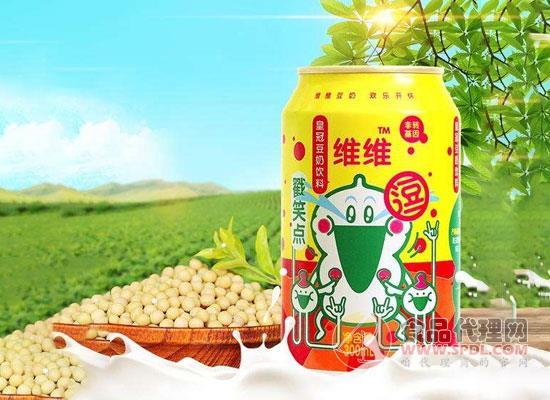 维维皇冠豆奶价格是多少,开启元气的一天