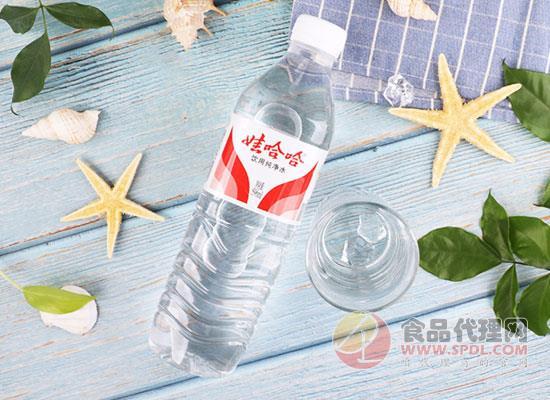 自來水,純凈水和蒸餾水各有什么特點