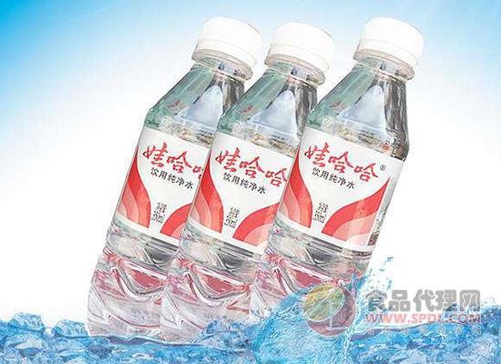 娃哈哈纯净水价格是多少,娃哈哈纯净水一箱多少钱