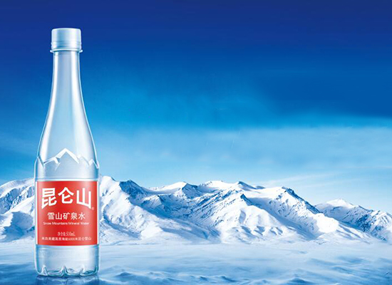 昆仑山雪山矿泉水510ml价格是多少,口感清凉