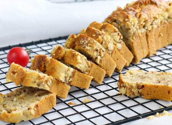香蕉核桃小蛋糕需要準備什么材料,香蕉核桃小蛋糕如何做才好吃