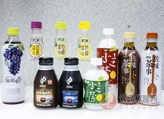 怡宝进军低浓度果汁领域,推出葡萄假日新品果汁!