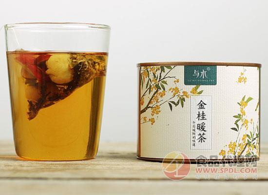 與木金桂暖茶價格是多少,嚴選四種材料