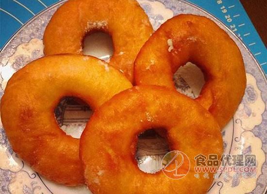 油炸甜甜圈有哪几个要点,这些你都知道吗