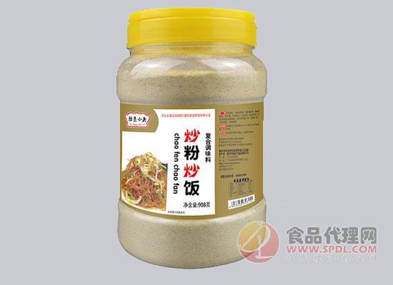 厨圣小夫炒粉炒饭调味料价格是多少
