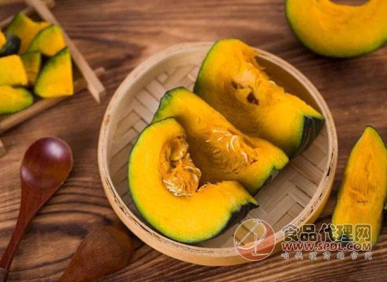 板栗南瓜的營養價值有哪些,板栗南瓜吃法介紹