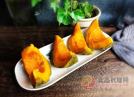 吃板栗南瓜有哪些好处,吃板栗南瓜的注意事项