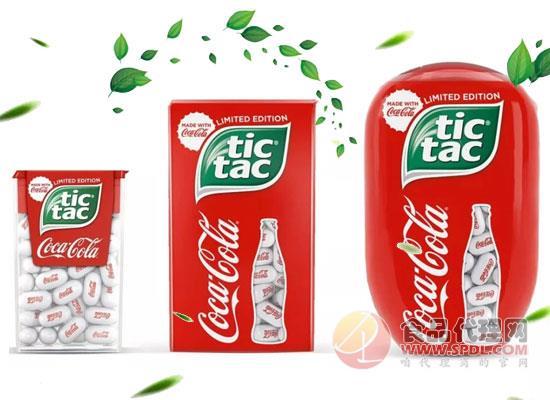 費列羅推出限量版Tic Tac可口可樂,多種口味任你選擇