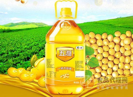 五湖大豆油價格是多少,易吸收更健康